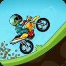 Jeu de moto de course