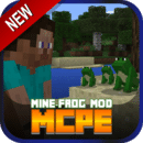 Mine-Frogs Mod for PE