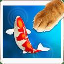 小猫麦田鱼模拟器