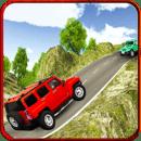 Offroad Jeep Hill Climb Drive
