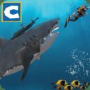 转换机器人鲨鱼