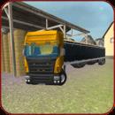 农用车3D:小麦