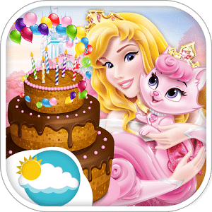 公主的生日派对