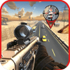 Sniper Traffic Hunter - FPS Shoot Strike