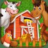 农场可爱的动物
