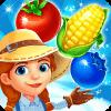 开心农场消消乐 - 最好玩的蔬菜水果消除游戏