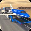 警察飞机建造者:运输者卡车比赛