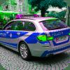 警方吉普车驾驶3D