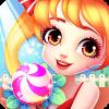 梦幻糖果花园:神奇糖果创造游戏*