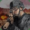 Critical Army Commando Strike: FPS Shooter Games