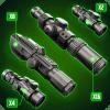 虚拟现实训练狙击手x2 x4 x8 x16