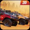 Offroad Jeep Driver : Desert Safari Offroad Rally