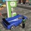 Real Sports Car Gas Station Parking Simulator 17