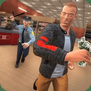 超市罪犯逃生3D
