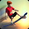 溜冰 自由 滑板 游戏
