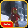 Solve Lego Iron M