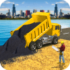 Road Builder Simulator : Construction Games