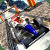 不可能的方程序赛车特技赛跑轨道