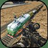 Air Train Shooter Attack 3D Critical FPS Shooting