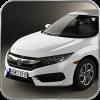 Drift Simulator: Civic Sedan 2018