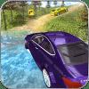 Offroad Car Drift Simulator: C63 AMG Driving