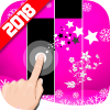 Pink Piano Tiles 2018