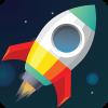 宇宙火箭大冒险- 经典躲避障碍攻击穿越太空游戏