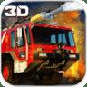911救援消防车