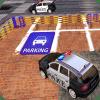 警车停车&驾驶学校3d