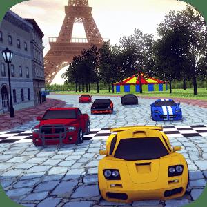 自由式比赛:速度与激情