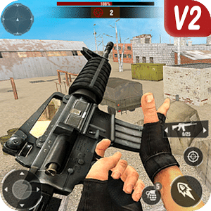 Counter Terrorist Frontline Mission: FPS V2