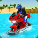 摩托车 骑士 赛车 模拟