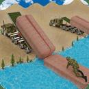 桥 建设者 施工 3D
