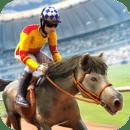 Racecourse Horses Racing
