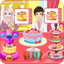 结婚蛋糕工厂