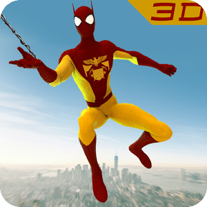 蜘蛛3D英雄城传奇