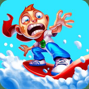 弗雷德滑雪