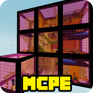 The Cube Escape MCPE map
