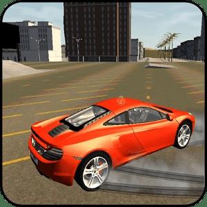 汽车驾驶模拟器的3D