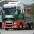 欧洲卡车交通赛车