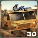 沙漠军事基地战争卡车