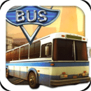 城市公交车驾驶3D模拟器