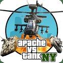 纽约坦克大战 APACHE VS TANK IN NEW YORK