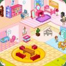 设计可爱娃娃屋