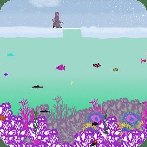 冰上钓鱼游戏