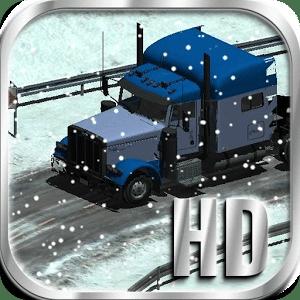 卡车驾驶3D雪
