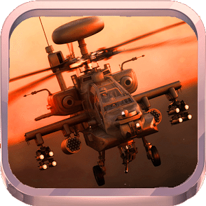 战斗直升机3D