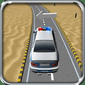 警车3D游戏