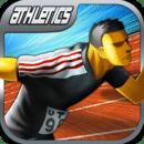 2014田径运动会:短跑飞人
