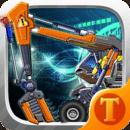 拼装挖掘机器人
